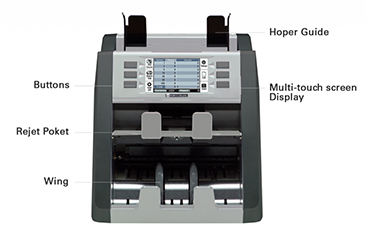 Buy Banknote Counting Machine, Best Cash Counter Machine ...