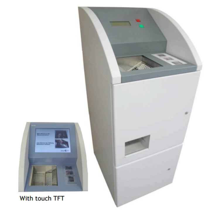 Money Guard Tech Cash Deposit Machine Supply Amp Service